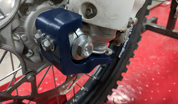 NEW DiscoverEnduro Fork Armor BlueHB01